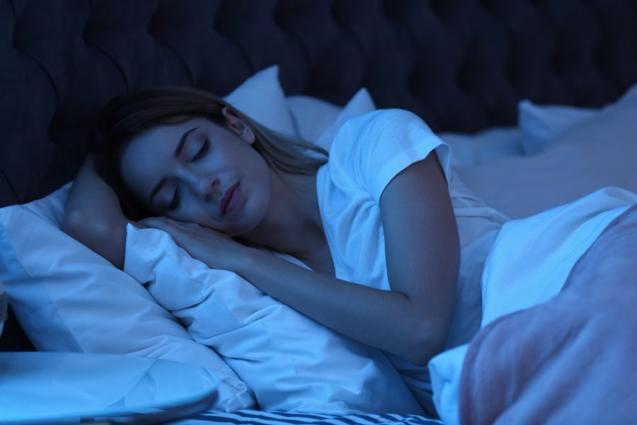 Beautiful good night poems will make your beloved lady fall asleep happily